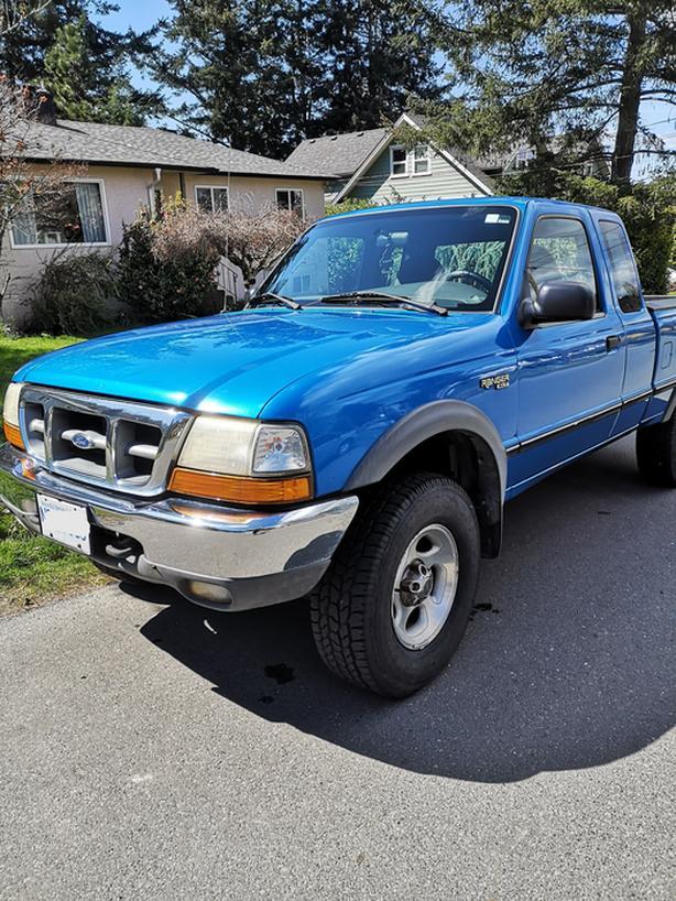 Ford Ranger XLT Supercab