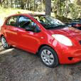 2008 Toyota Yaris Hatchback Automatic