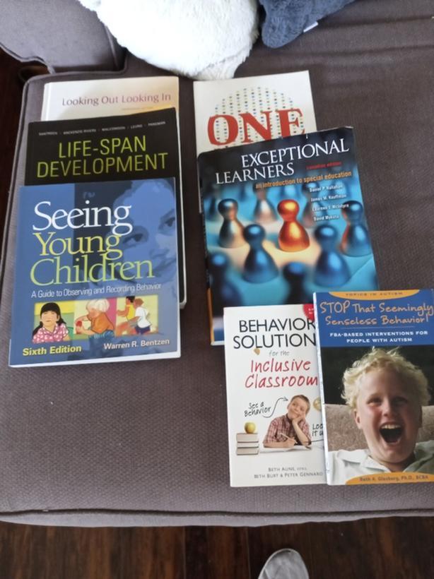 books required for coastal college EA program