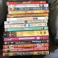 FREE: Free adult dvds must pick up and take all