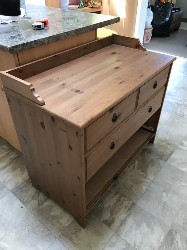 ON HOLD - FREE: IKEA project dresser