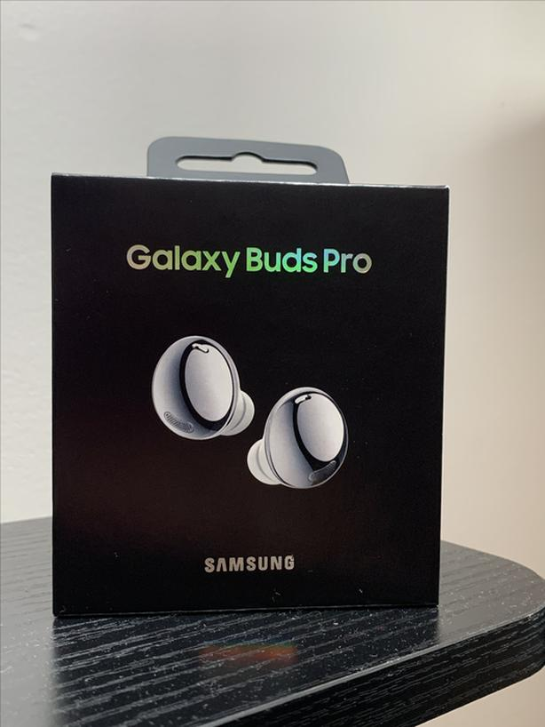 Samsung Galaxy Buds Pro - Silver