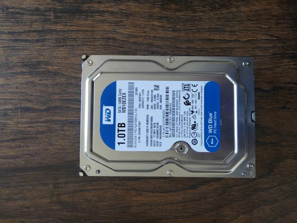 WD Blue 1tb hard drive 7200 rpm