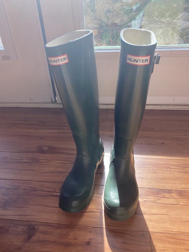 Hunter Rainboots - size 37/6.5 - $40