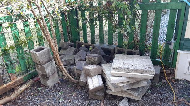 FREE: Bricks and pavers