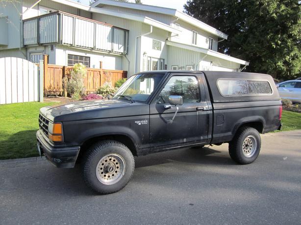 91 Ford Ranger 4x4