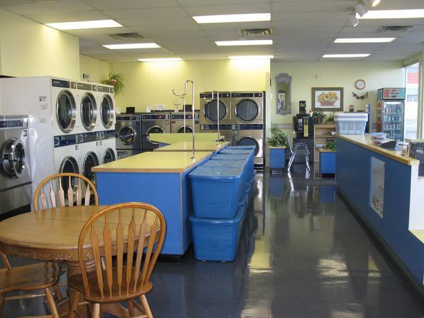 Laundromat Attendant