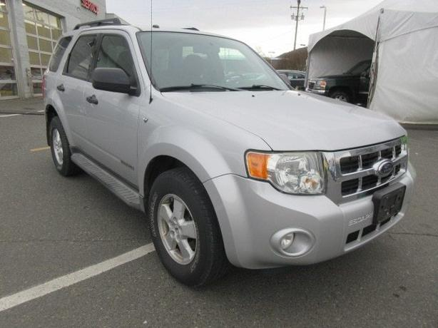 2008 Ford Escape ESCAPE XLT 4x4, No Accidents, Low Km's SUV