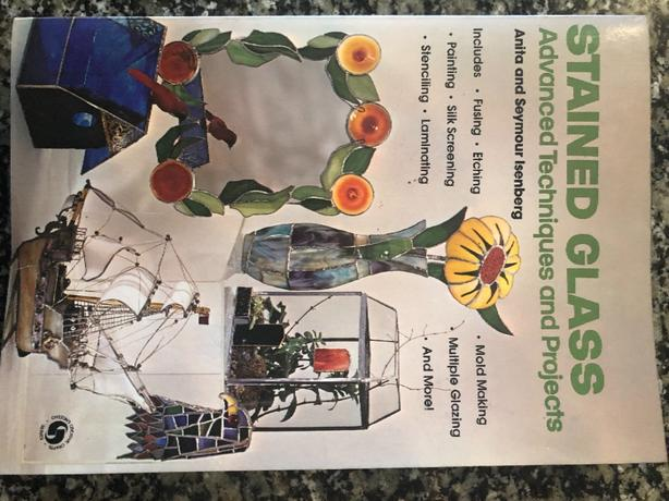 stainglass project book