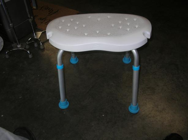 AquaSense High Adjustable Bath Bench.  (305 0904)