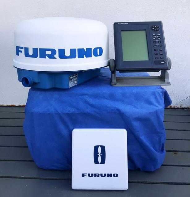Furuno Marine Radar System (Model 1621 Mark-2)