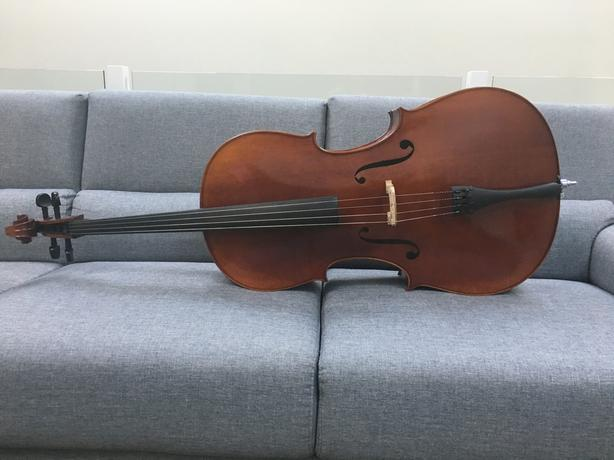 Yamaha VC7G 4/4 Cello Outfit
