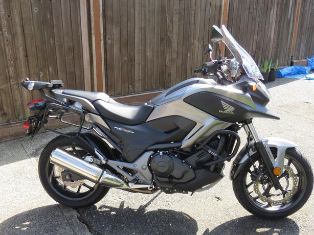 2014 Honda NC750X