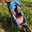 BOB running buggy stroller