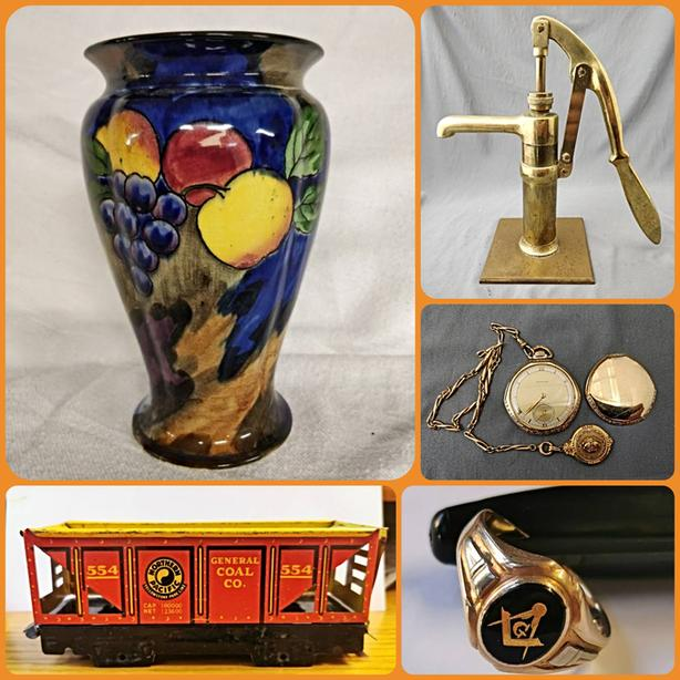 GREAT STEPTOE LOCAL ONLINE AUCTION ENDING APRIL 15th