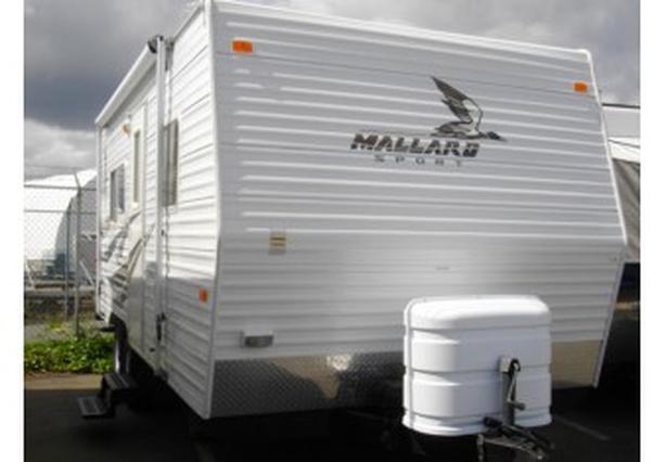 2007 Mallard FQ STK# 19N2375CA