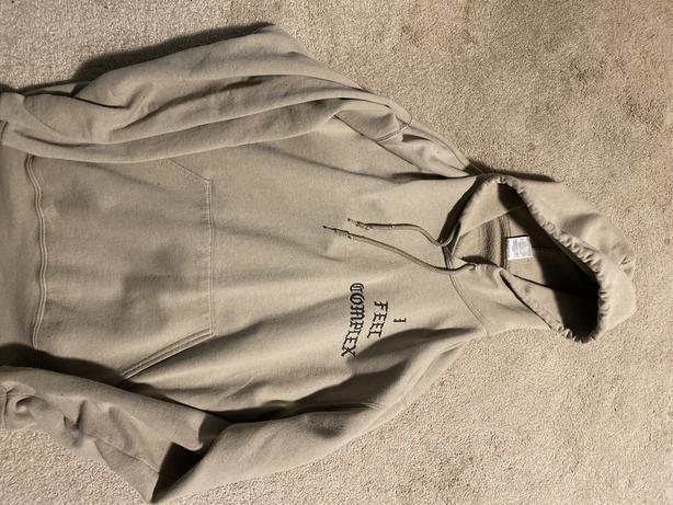 Complex hoodie