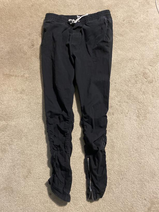 Tapered men's jeans