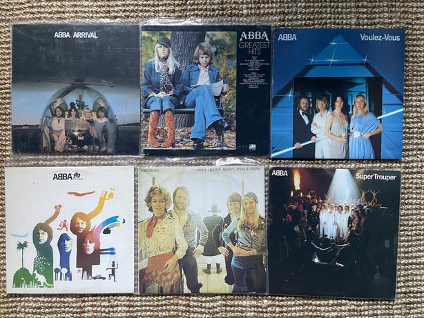 ABBA LPs
