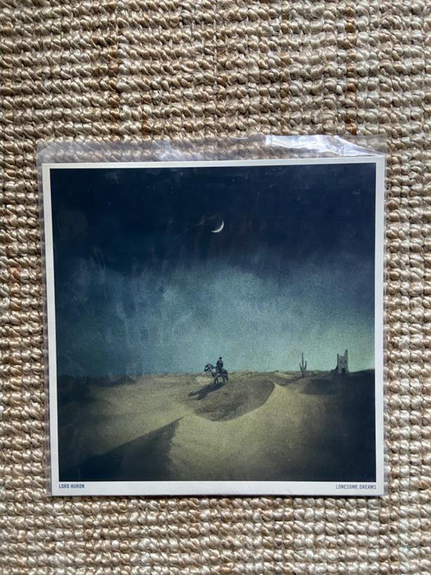 Lord Huron - Lonesome Dreams LPs