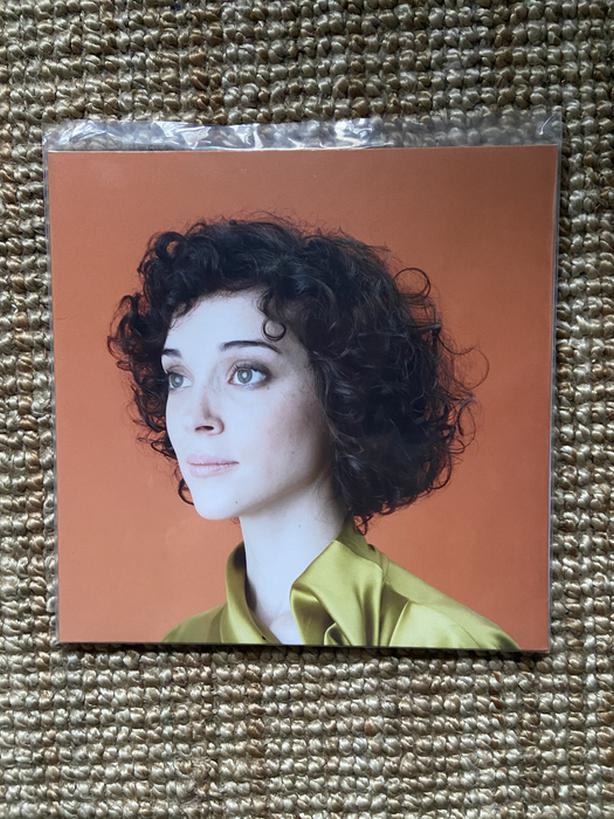St. Vincent - Actor LP