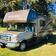INCREDIBLE 2013 Ford Forester 2451 SF Gasoline Motorhome RV!!!