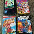 NES Boxed Lot