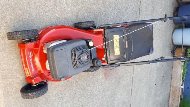 Toro Commercial Lawnmower