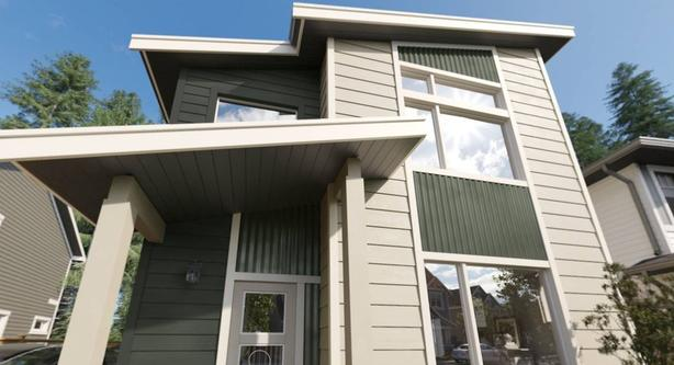 3 Beds 2 Baths Brand-new House in Westhill