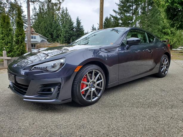 2018 Subaru BRZ Sport Tech RS - Immaculate Condition
