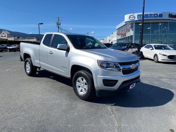 Pre-Owned 2018 Chevrolet Colorado RWD ACCIDENT FREE / LOCALLY OWNED / SERVICE RE