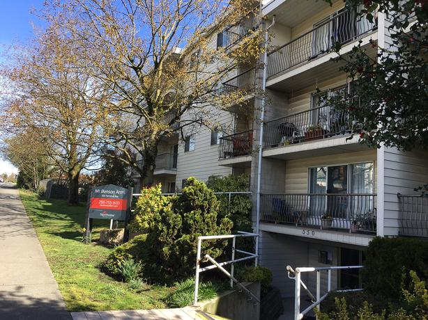 Mount Benson Arms - 1 Bedroom - Available July 1, 2021