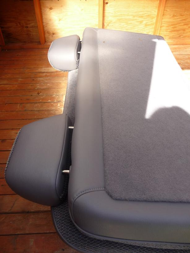 FREE:  Rear double seat Voyager 97 in great shape.