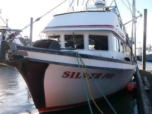 Troller, Longliner, Crab Boat For Sale - Silver Fox