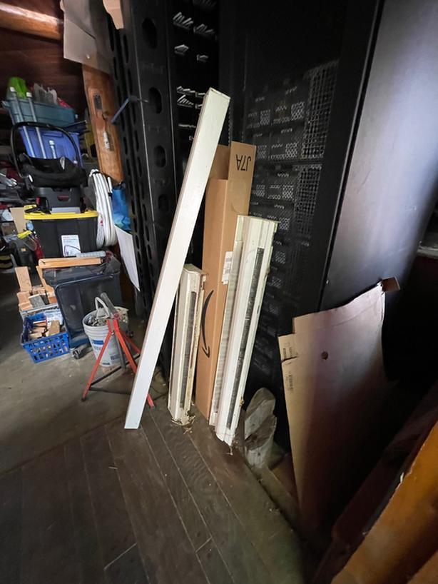 3 Electric Baseboard Heaters
