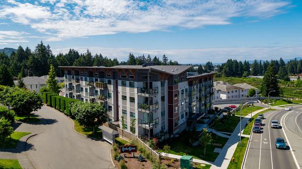 Arbutus - 1 Bedroom - Available May 15, 2021