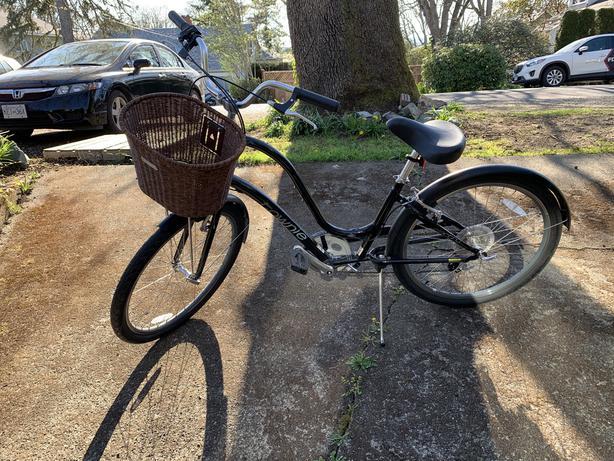 Electra Townie bike - like new