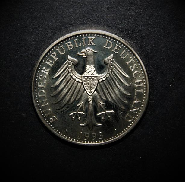 1993 German proof
