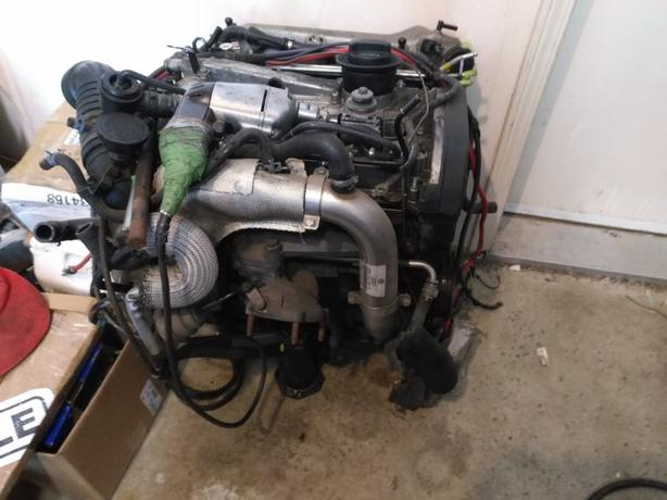 vw turbo motor for parts