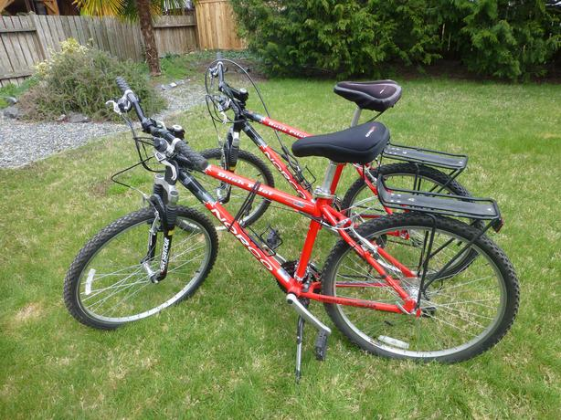 Norco bush bike