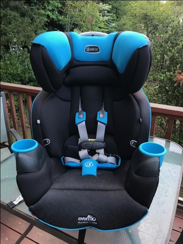 Evenflou SafeMax Car Seat