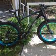 Borialis echo Carbon Framed Fat Bikes
