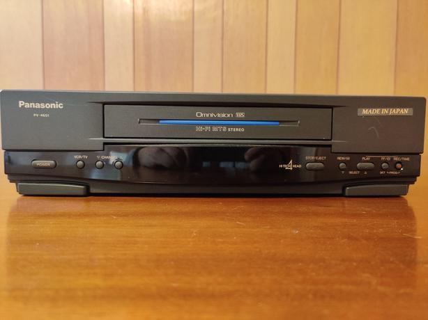 Panasonic PV-4651 VCR