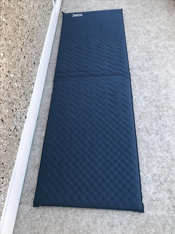 Camping Self Inflating Therma Rest Luxury Mattress 75 x 25 inch
