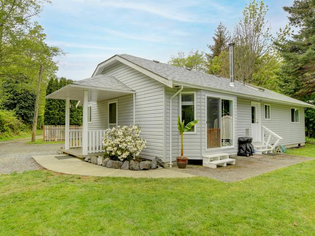 House for Sale in Sooke with Development Potential