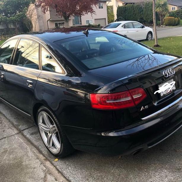 2010 Audi A6 3.2L Premium