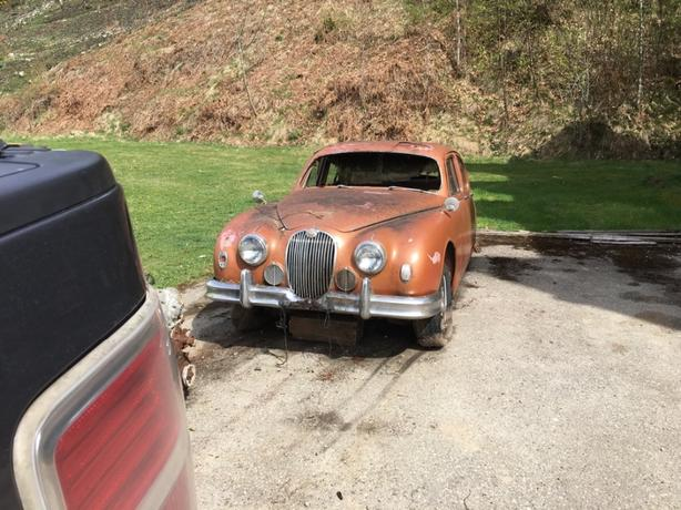 1959 Jaguar 778-694-5724