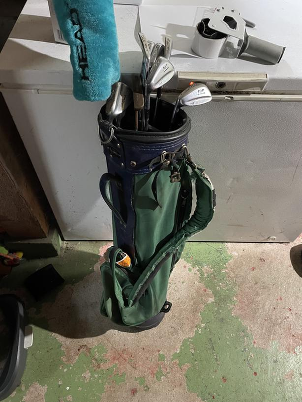 Golf Clubs - Left Handed