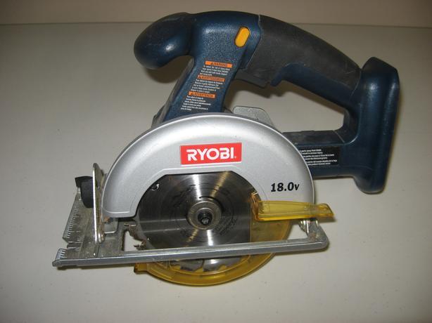 Ryobi  18 volt package