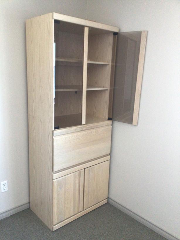 Bookcase/China cabinet/Desk